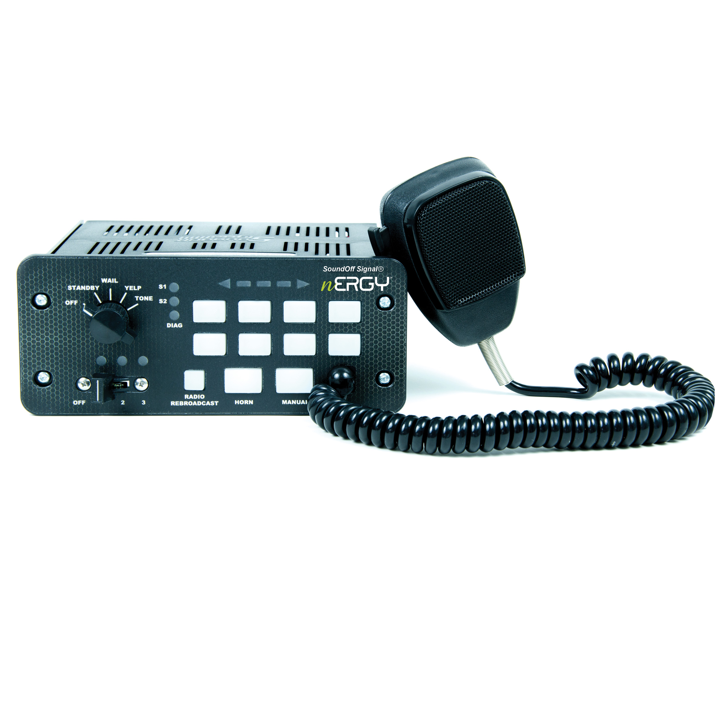 nERGY 400 Series Console Siren Product Image